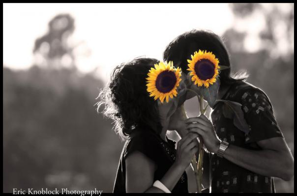 Amour en noir et blanc