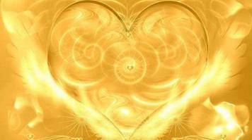 Amour et paix lumiere