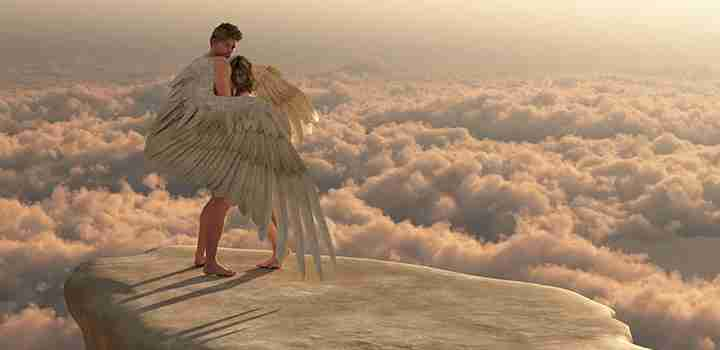 Ange amour