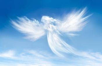 Ange dans ciel2