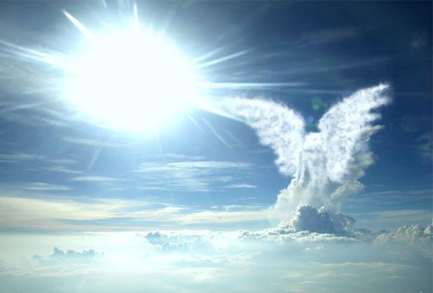 Ange nuage