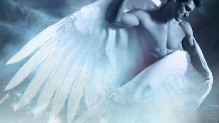 Angel of love man