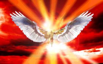 Archangel michael by edcamp65rhh