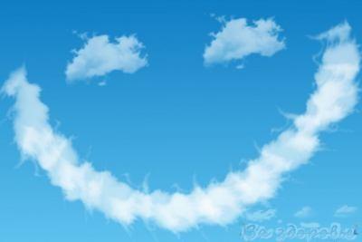 Bonheur nuage