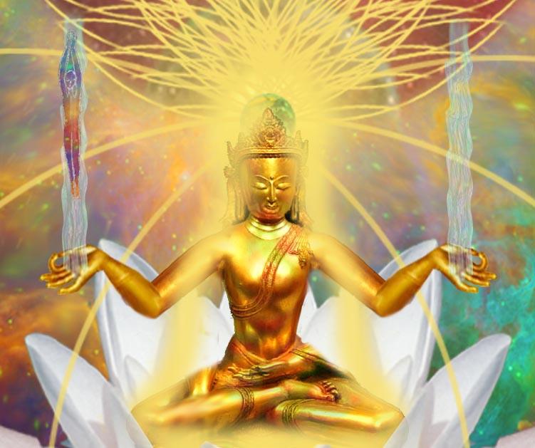 Bouddha energie