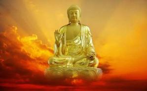 Bouddha lumiere