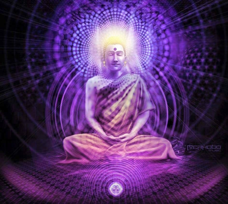 Bouddha rayonnance