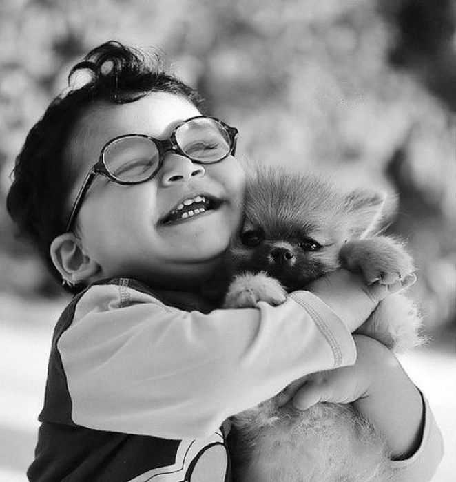 Calin enfant