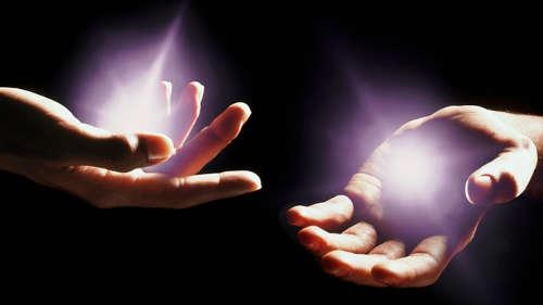 Chakras des mains