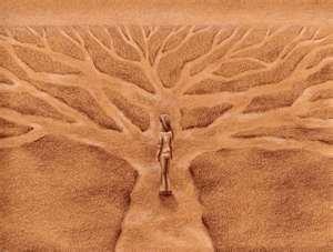 Chemin arbre