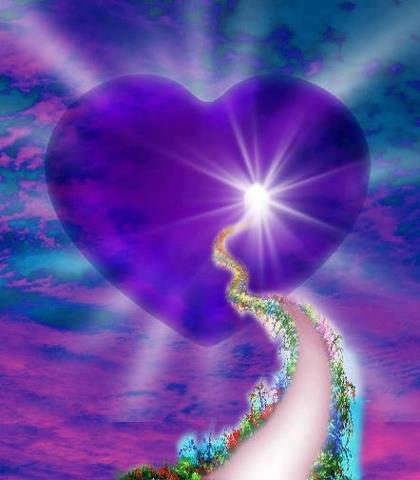 Chemin du coeur