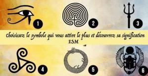 Choisissez le symbole
