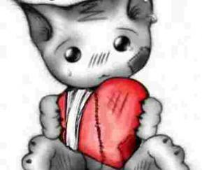 Coeur blesse