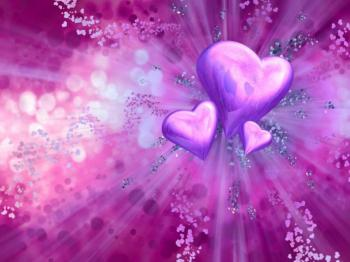 Coeurs amour