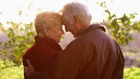 Couple age amoureux