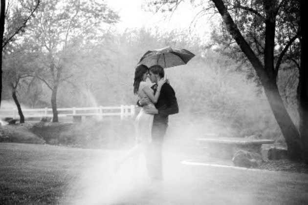 Couple romantiqu