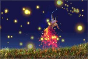 Danse lumiere