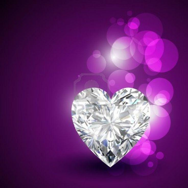 Diamant coeur