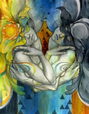 Duality patricia ariel