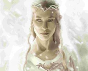 Elfe blanc
