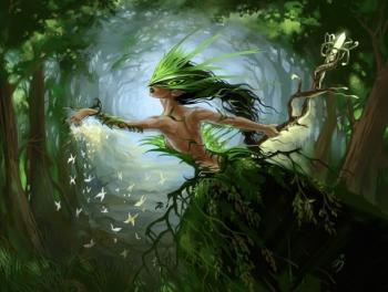 Elfe nature