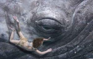 Enfant baleine