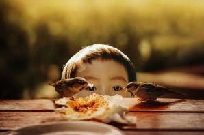 Enfant innocence
