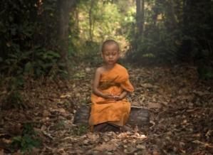 Enfant meditation 1