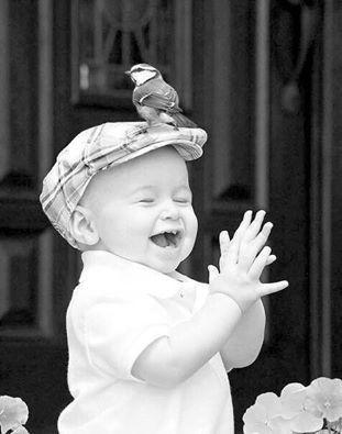 Enfant oiseau