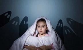Enfant peur