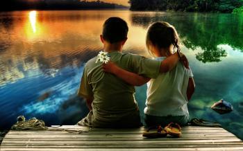 Enfants indigos amitie