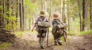 Enfants voyage