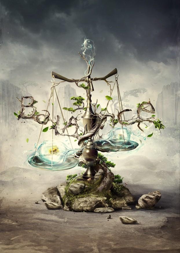Equilibre balance