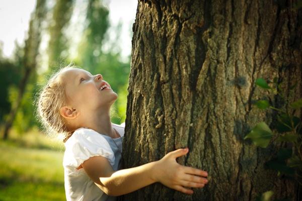 Etreindre un arbre