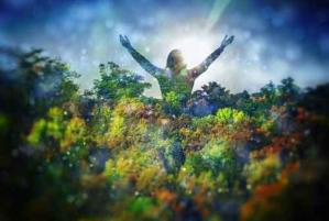 Eveil spirituel nature