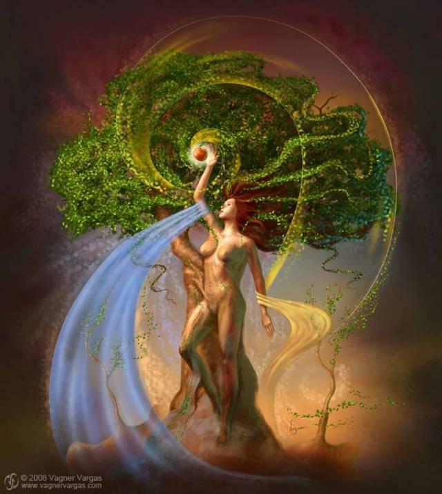 Femme arbre 2