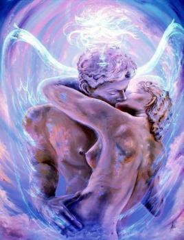 Flammes jumelles amour
