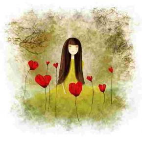 Fleur amour