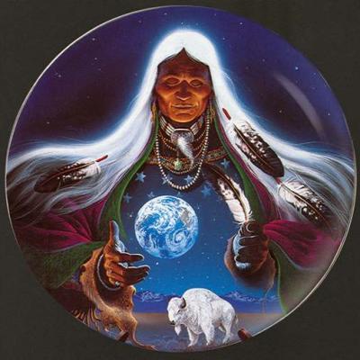 Gaia amerindien