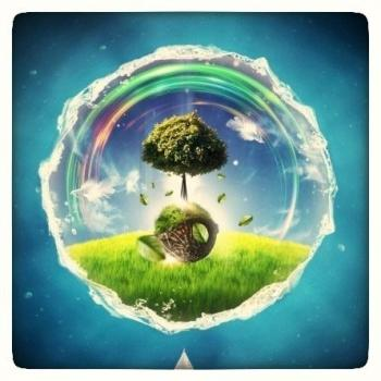Gaia bulle