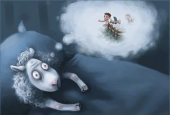 Insomnie mouton