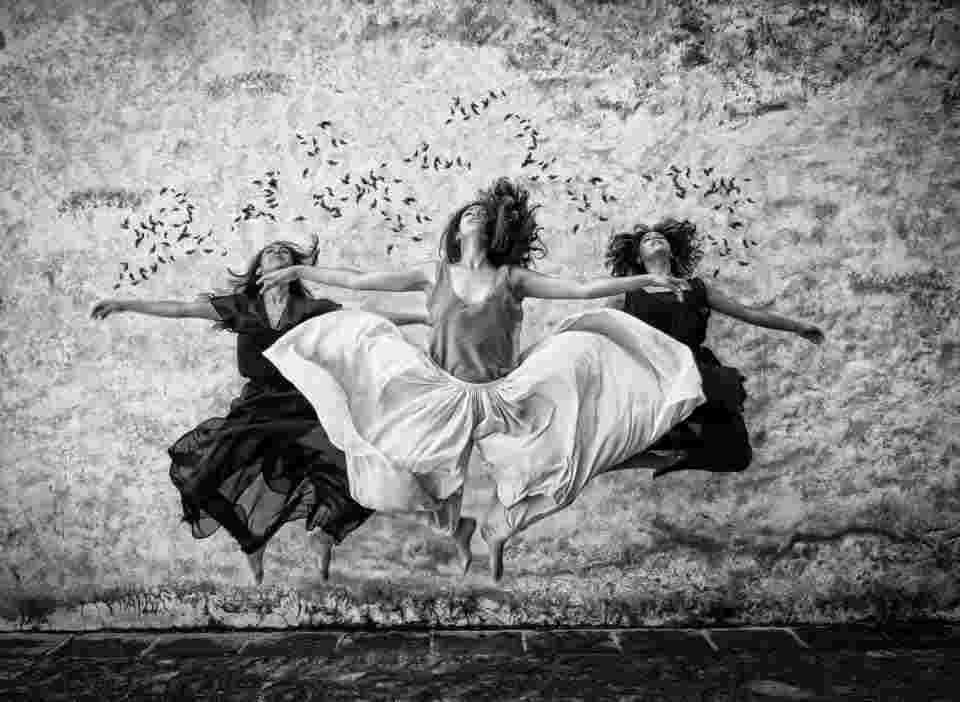 Joie danse