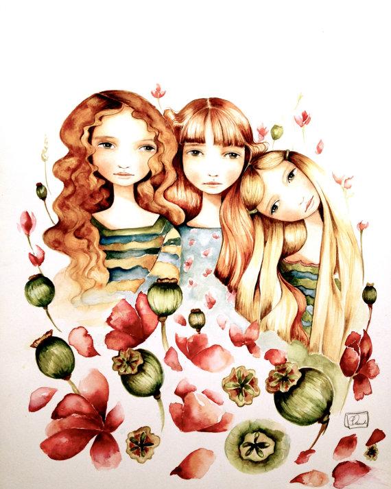 L art des 3 soeurs claudia tremblay