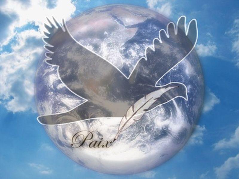 La paix sur le monde