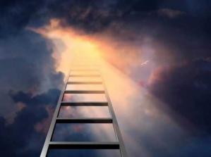 Ladder strong spiritual symbol