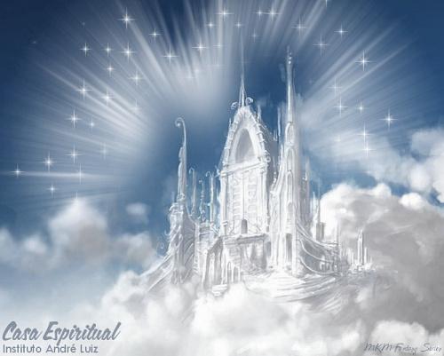 Maison spirituelle