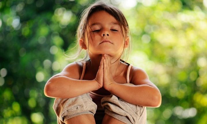 Medit enfant