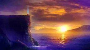 Meditation coucher soleil