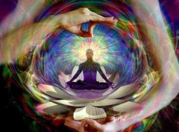 Meditation mains
