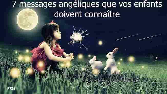 Messages angeliques